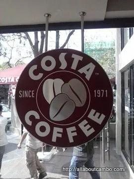 кофейня в Пномпене