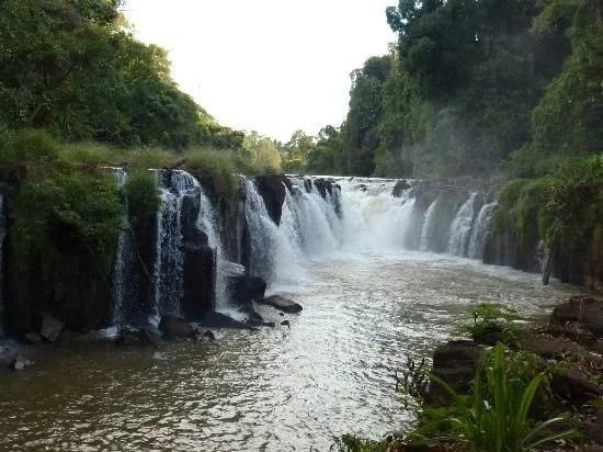 водопад Болавен