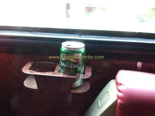 Как добраться во Вьетнам из Сием Рип на автобусе