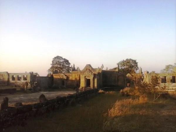древние храмы в камбодже