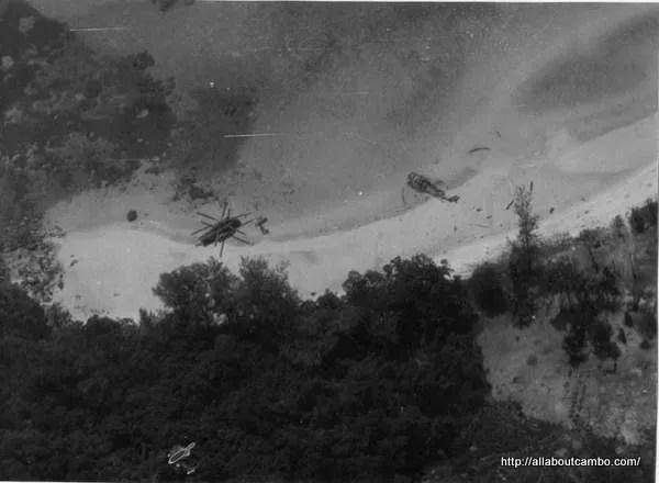 сбитые вертолёты