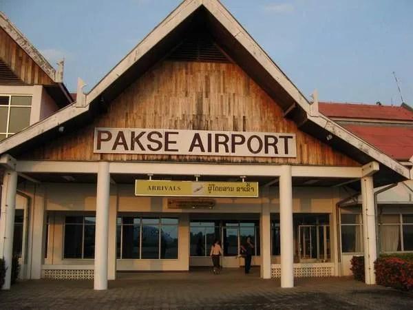 Аэропорт Паксе