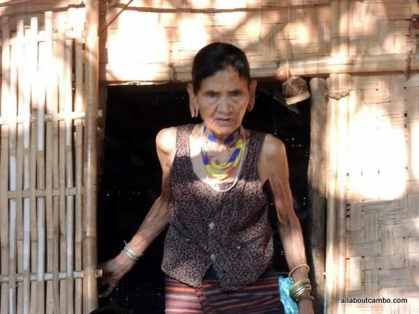 деревни племён Лаоса