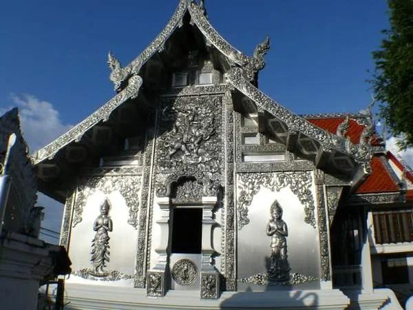 Серебряный храм в Тае
