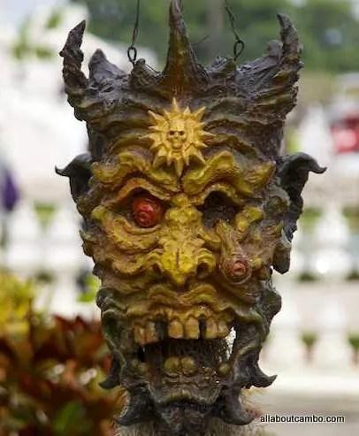демон таиланд