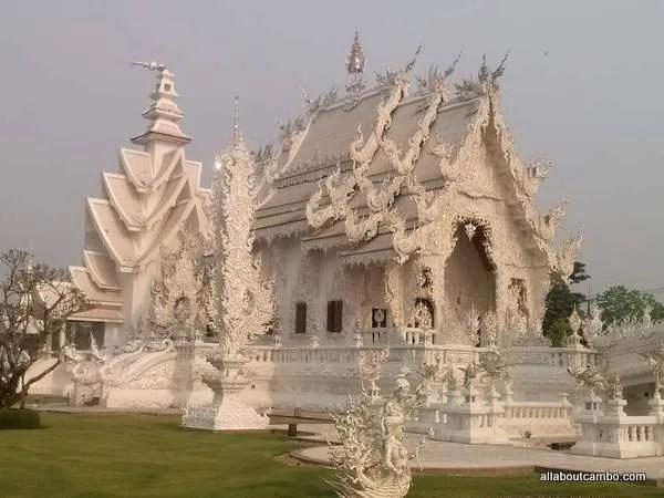 оккультный храм чианграй