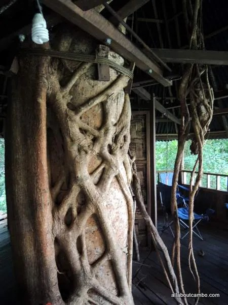 treehouse laos