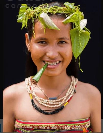 посмотреть дикие племена Камбоджи