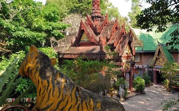 храмы в камбодже
