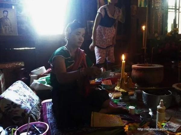 колдуны в камбодже