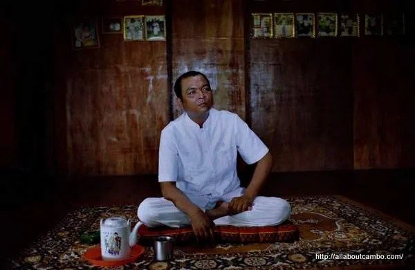 ясновидящий в камбодже