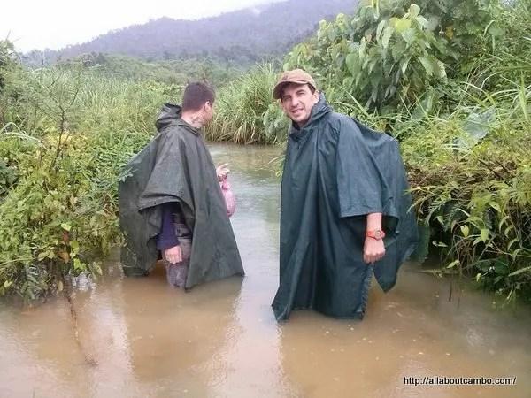 1-треккинг в камбодже