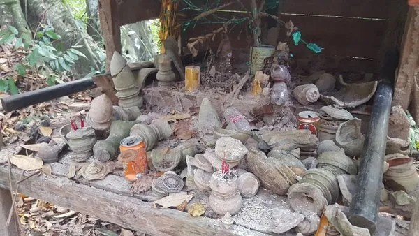 артефакты махендрапарвата