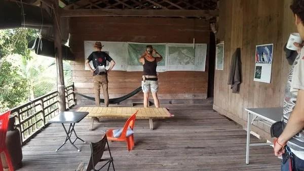 раскопки в Камбодже
