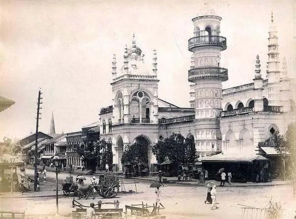 Старый Янгон