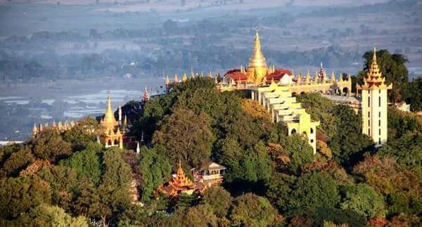 холм Мандалай