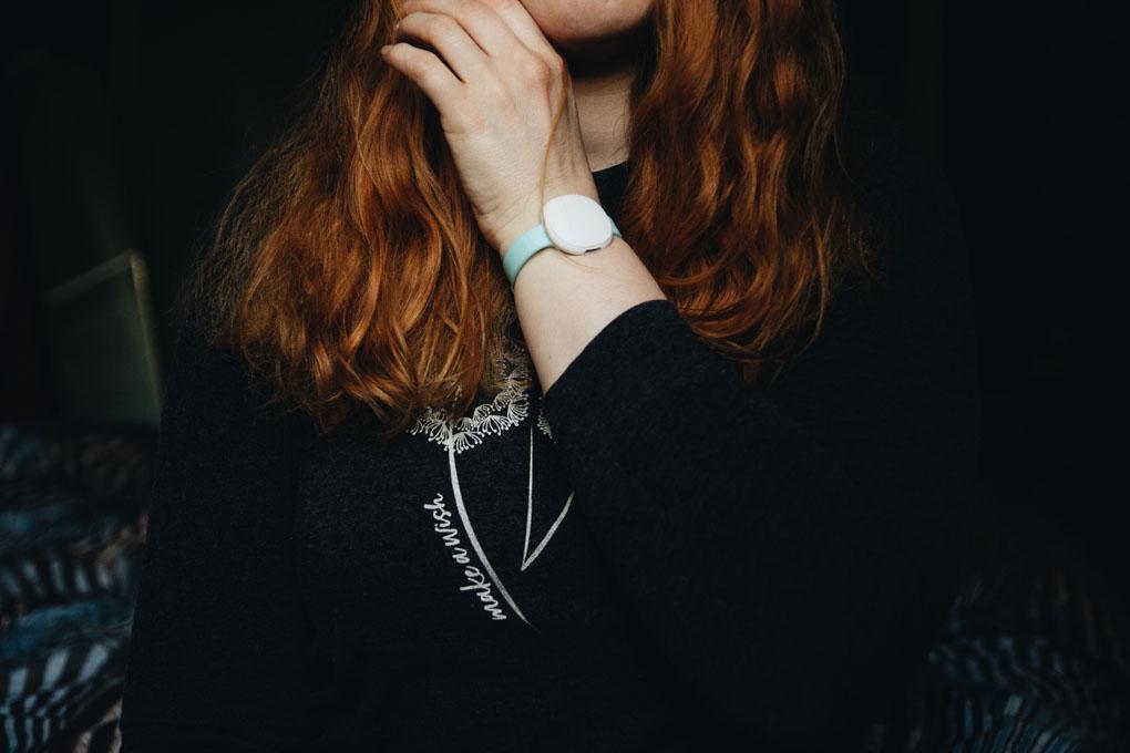 Ava Armband Dateilaufnahme