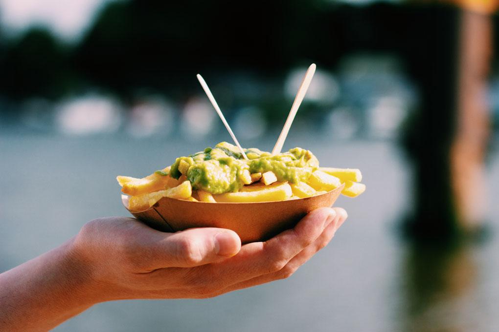 Avocado Pommes auf der Breminale 2019