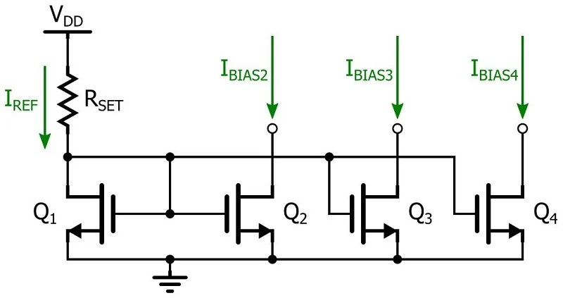 The Basic MOSFET Constant-Current Source