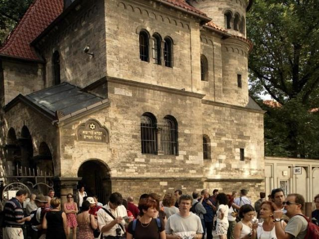 3 Hour Prague Jewish Quarter Tour