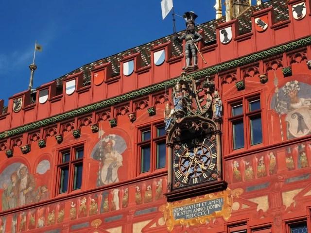 Basel City Hall