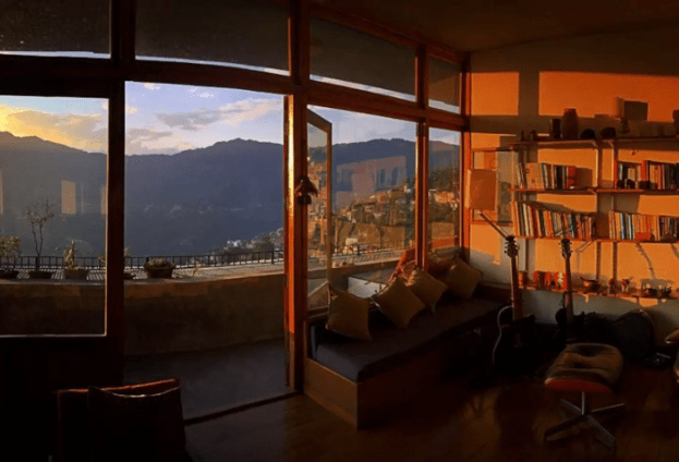 Airbnb in the Himalayas