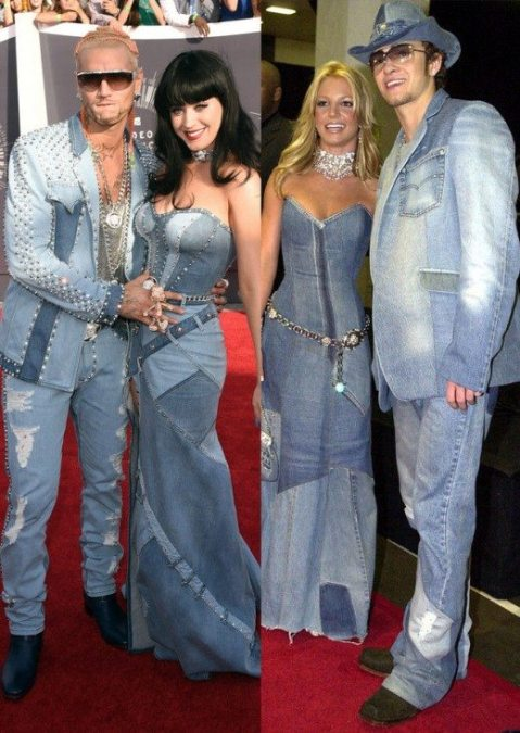 evolution of jeans
