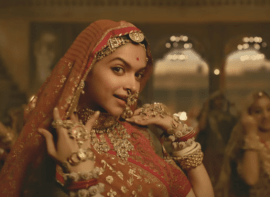 'Ghoomar'- Padmavati's First Song Is Out And Here's What We Loved About It