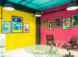 Cool Startup Office Spaces In India That Will Make You Wish You Worked Here