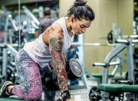 tips for heavy weight training