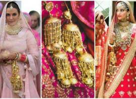 Kaleera tradition, neha dhupia wedding, sonam kapoor wedding