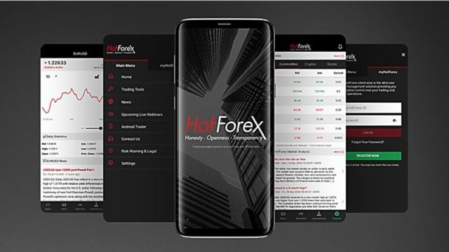 HotForex Mobile App Review