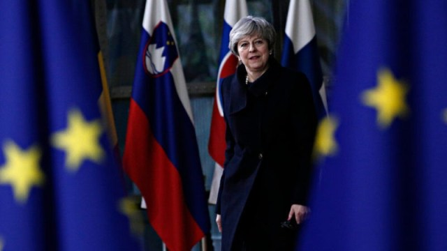 What Would Happen if UK Prime Minister May Suffered a Leadership Challenge?