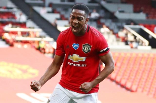 FPL GW2 Captain pick Anthony Martial