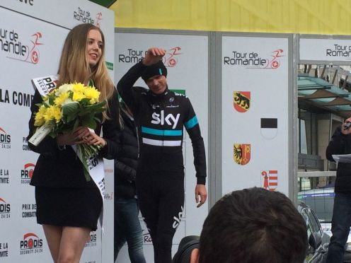 Christopher Froome - Sky Team