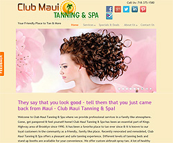 Club Maui Tanning & Spa