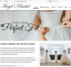 ANGEL'S BRIDAL ON STATEN ISLAND