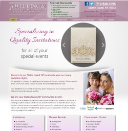 Wedding & Special Occasion Center