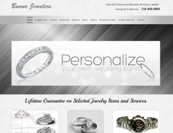 Buono Jewelers Website