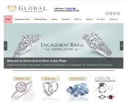 Global Gold & Silver Website