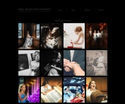 Kirill Belov Photography Website