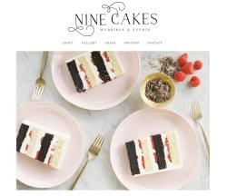 Nine Cakes Weddings & Events Studio in Brooklyn New York
