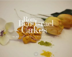Ron Ben-Israel Wedding Cakes in Manhattan New York