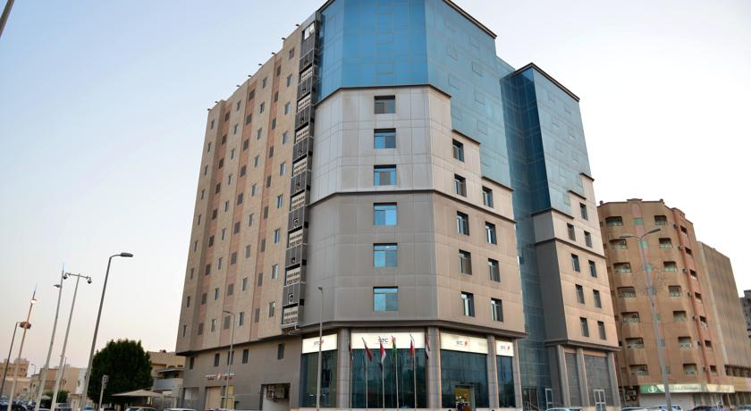 Staying experience at Mergab Tower Hotel Apartment, Al Jubail