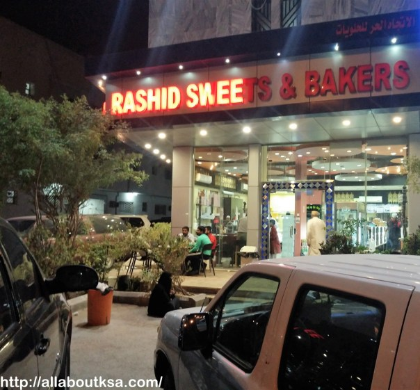 Rashid Sweets & Bakers