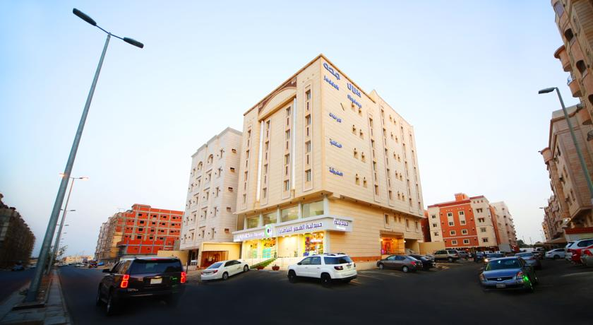 Jeddah Shadows Hotel Suite Review