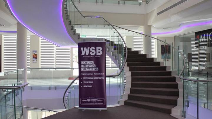 WSB, Women Skills Bureau Event in Riyadh 2018