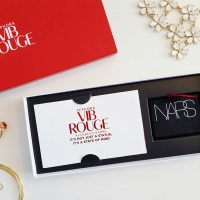 Sephora VIB Rouge 2016 Welcome Gift: NARS Blush in Goulue