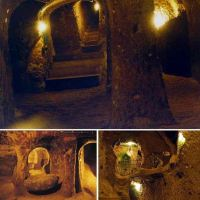 Derinkuyu, Turkey- The Allure Of The Underground City...