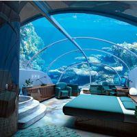 AG- W-26- Underwater Hotel